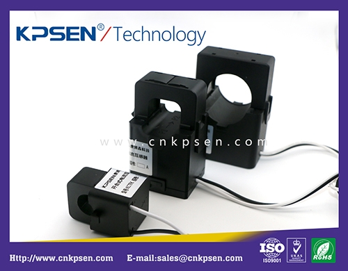 Opening and closing current transformer (rectangular)